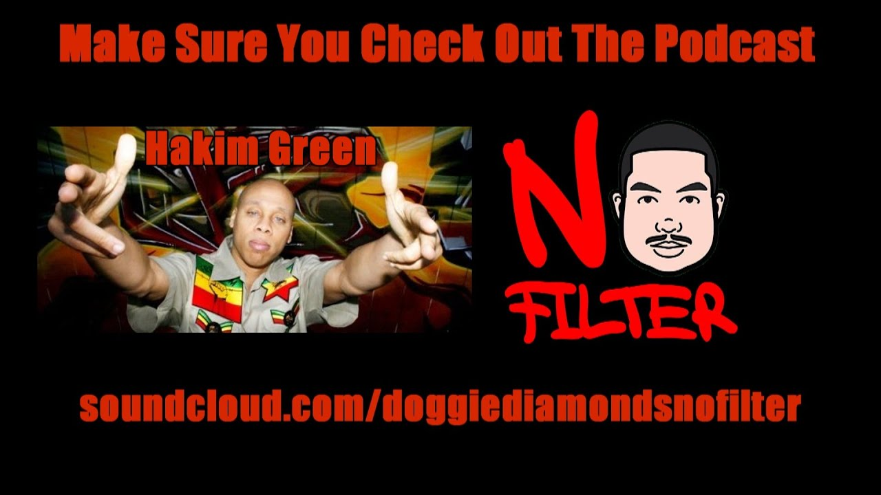 No Filter: Hakim Green Talks KRS-One Afrika Bambaataa Statements (Episode 3 Preview)