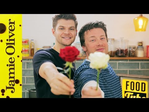 The Perfect Valentine's Day Meal? | Jamie Oliver & Jim Chapman