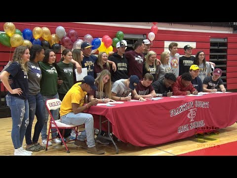 Franklin County High School Signing Day 2019
