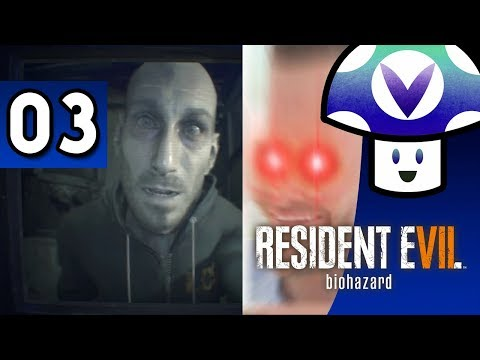[Vinesauce] Vinny - Resident Evil 7: Biohazard (part 3) + Art!