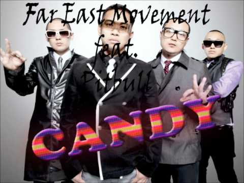 Pitbull Feat Far East Movement- Candy