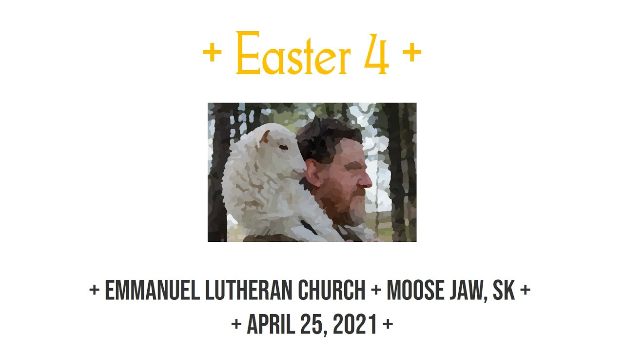 2021-04-25 Easter 4