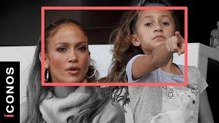 Bullying a la hija de Marc Anthony con JLO