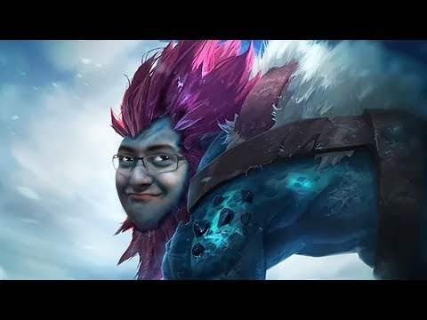 TRICK2G TRUNDLE..... NOBODY CAN STOP THE TROLL!!