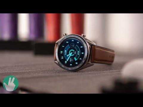 Huawei Watch GT Review: The Anti-smartwatch