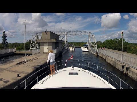 Sit Back Sunday - GoPro Boat Cruise Balsam Lake to Canal Lake