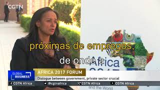 Government & business | Isabel dos Santos @ CGTN Africa