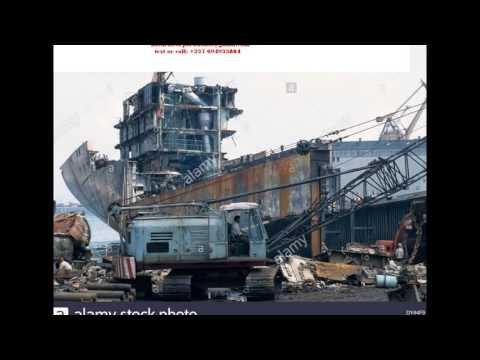Marine Vessel Dismantling CAMEROON  NATURAL CORPORATIONSS