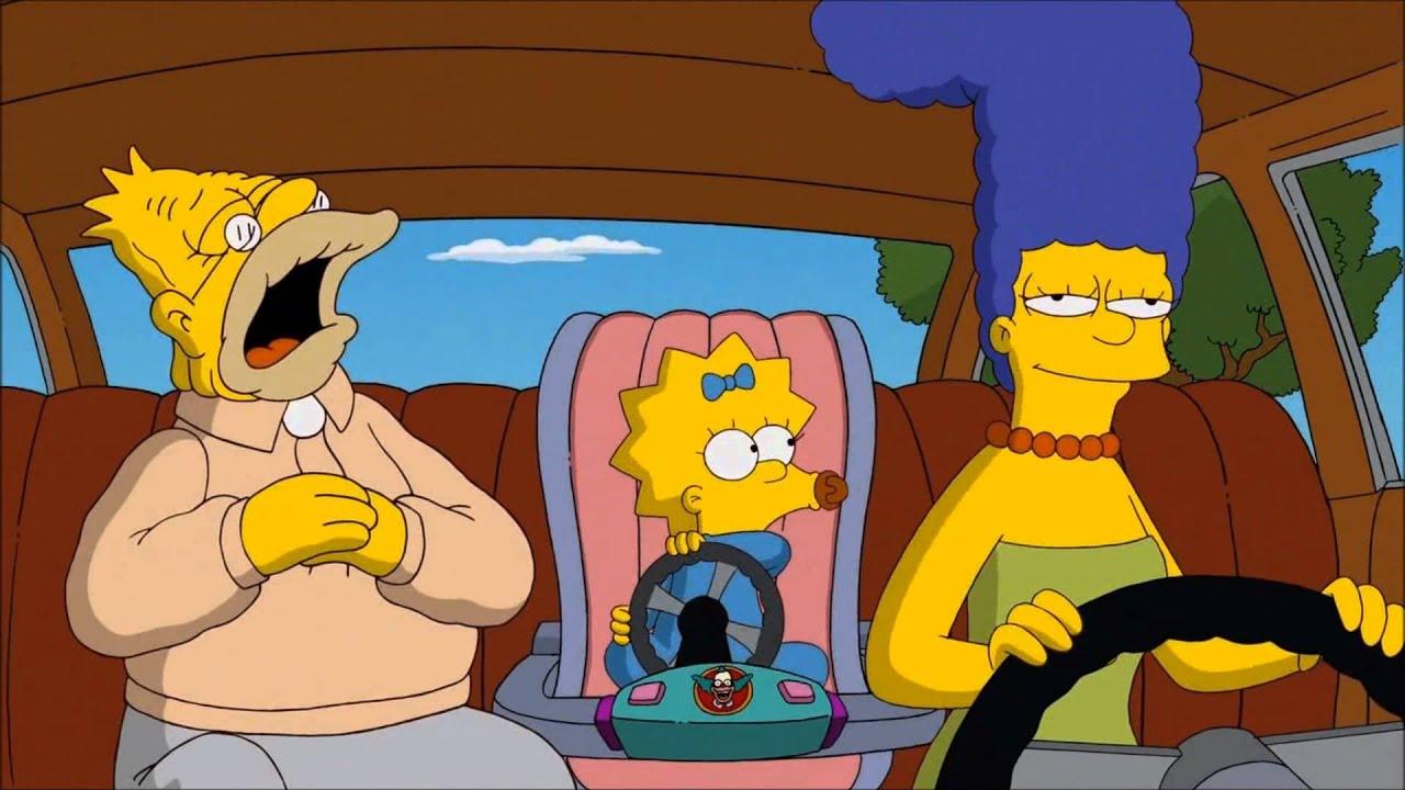 Simpsons datant