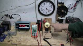 Pulse Motor Uses Less Energy Under Load