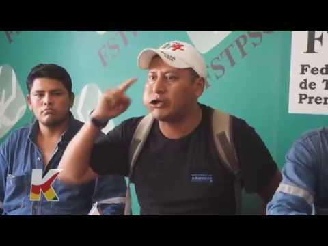 TRABAJADORES DE EMPRESA SINOPEC DENUNCIAN  VIOLACIÓN DE SUS DERECHOS