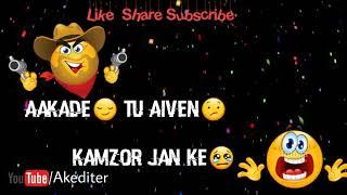Dang Mankirat aulakh status video   Mix Singh  Deep Kahlon   Latest Punjabi Song Dang   Lyrics video