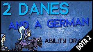 Dota 2 - Ability Draft with...Europeans?