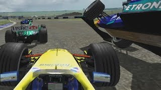 F1 Challenge 99-02   How to win in a Minardi
