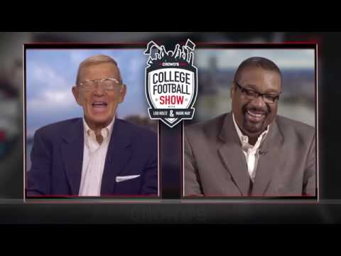 Week 3 - The College Football Show with Lou Holtz & Mark May