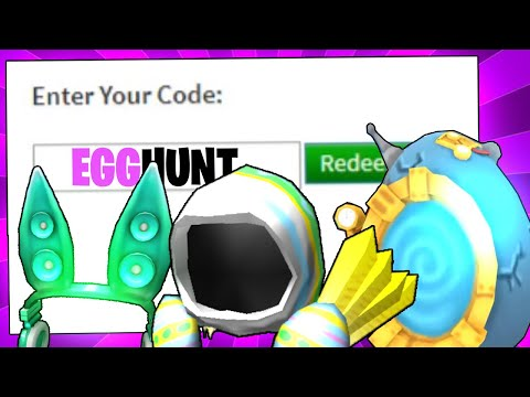 IS THIS A NEW PROMO CODE FOR EGG HUNT 2020??! NEW ROBLOX EGG HUNT 2020 LEAKS