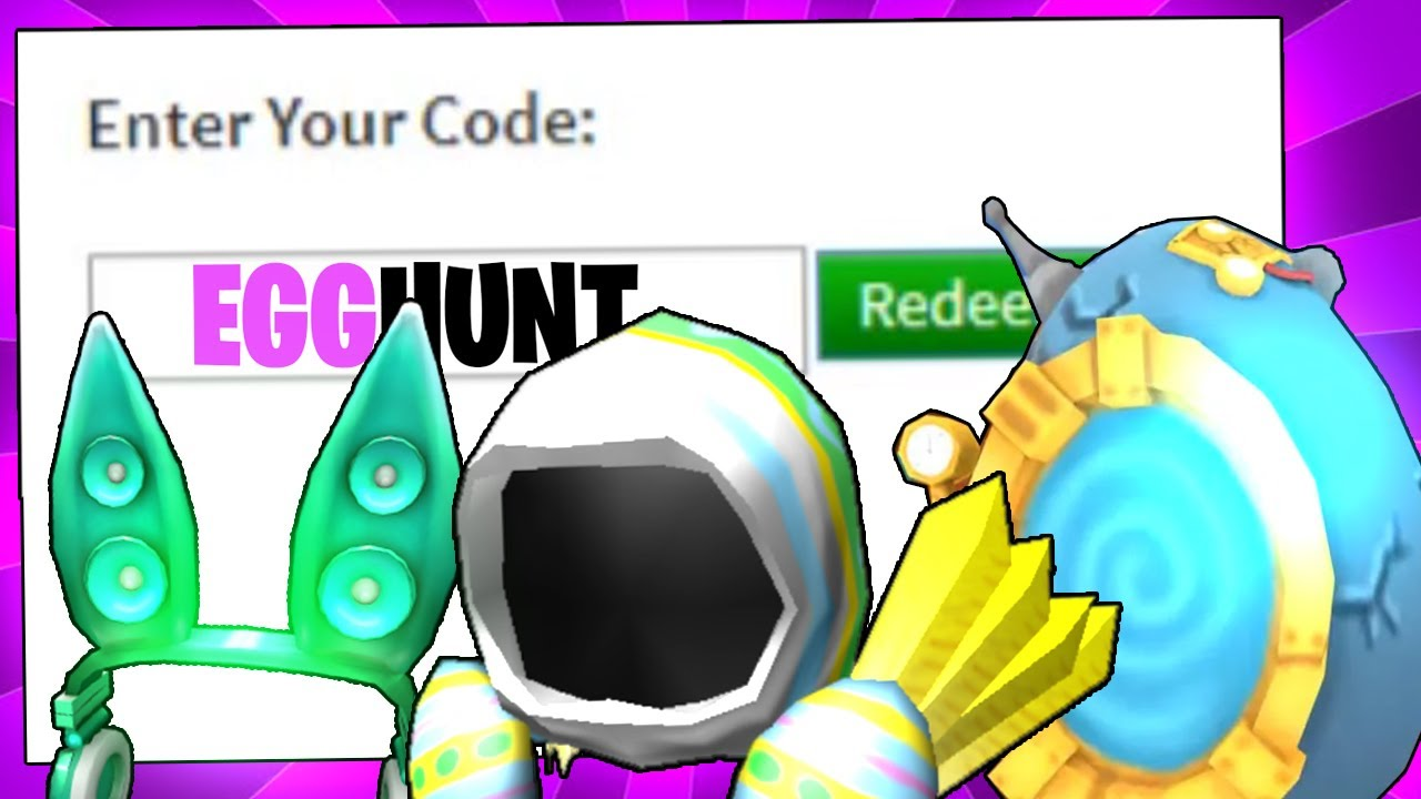 Is This A New Promo Code For Egg Hunt 2020 New Roblox Egg Hunt