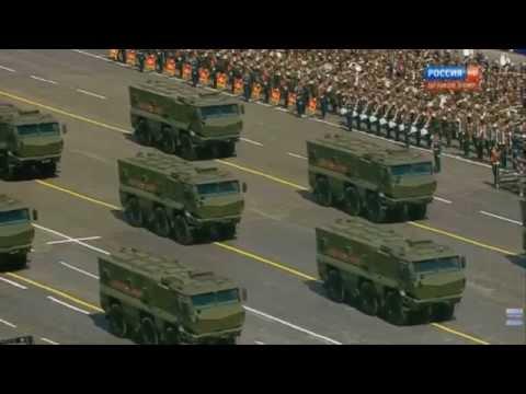 Nejlepší Ruská vojenská technika (Armata) Foto+video