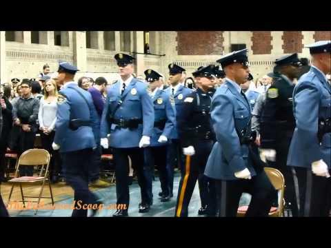 Ocean County Police Academy Graduation Class 99