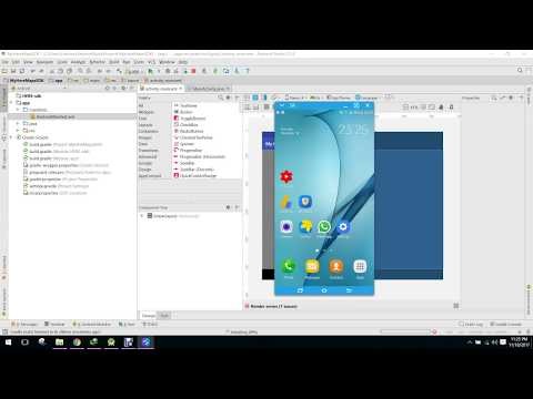 HERE Maps SDK In Android Studio Part 1 (Integration)