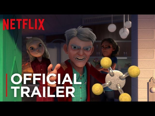 3Below: Tales of Arcadia | Official Trailer | Netflix
