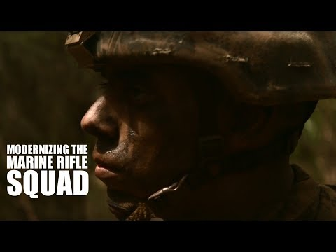 Modernizing the Marine Rifle Squad