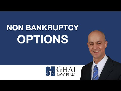Non Bankruptcy Options