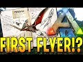 TAMING MY FIRST FLYER? - Ark Insane Modded Survival Server - The Center Map
