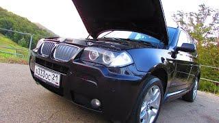 Тест -  драйв BMW X3 2009 3L (test - drive bmw e83)(Тест - драйв BMW X3 2009 3L (test - drive bmw e83). Нам для тест драйва любезно предоставили отличный баварский автомобиль..., 2015-08-10T07:17:51.000Z)