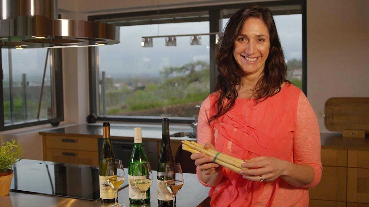 Vin til hvide asparges