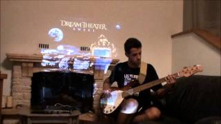 Dream Theater - Erotomania [Bass Cover]