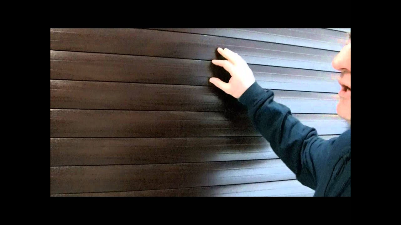 Ac Garage Doors Novoferm Motorised Insulated Roller Shutter Door
