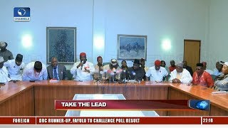 General Elections: CUPP Asks Buhari To Lead His Campaign