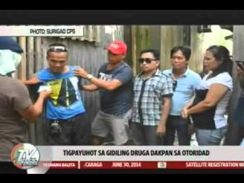 TV Patrol Caraga - June 30, 2014