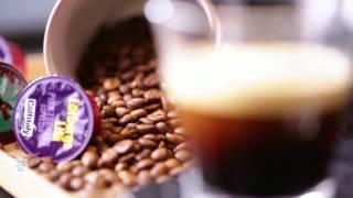 코웨이 커피정수기 한뼘바리스타 필러 영상