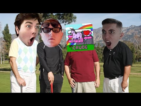 TRICKSHOT GOLF w/ The Fellas