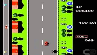 Road Fighter - Vizzed.com Play - User video