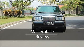 Скачать Review Mercedes Benz E320 W124 Masterpiece 1995 Worth To Buy MoTuBa