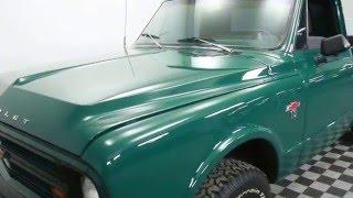 1967 Chevrolet K10 4x4 for sale!