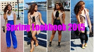 Spring Outfits 2015: Spring Lookbook 2015
