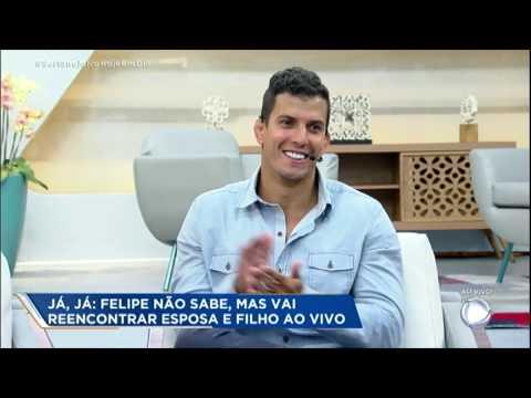 Felipe Sertanejo assiste pela primeira vez o que os peões falaram dele pelas costas