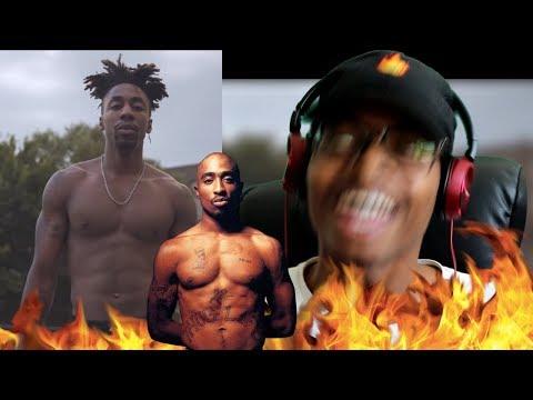 New Pac? | Tupac - Hit em Up Dax Remix One Take | Reaction