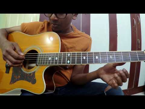 How To Play Vellai pookal Intro   Part-2   Kannathil Muthamittal   Guitar  Isaac Thayil   Arr