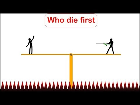 Stupid Stickman: Dumb Ways To Die - New Best Android iOS Game HQ