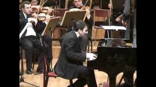 Mamikon Nakhapetov Concert at Tbilisi Music Cultural Centre of Jansug Kakhidze, part 1