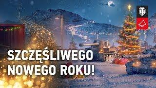 Życzenia noworoczne od deweloperów WoT [World of Tanks Polska]