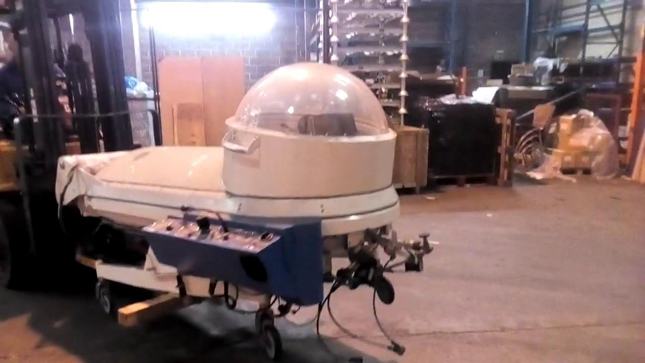Russian Hyperbaric chamber