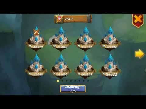 Castle Clash Guild Wars Michael Sniping Team Welcome Dove Keeper.