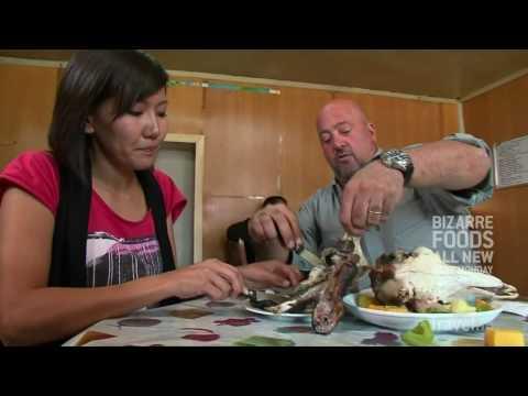 Mongolian Foods 1/5