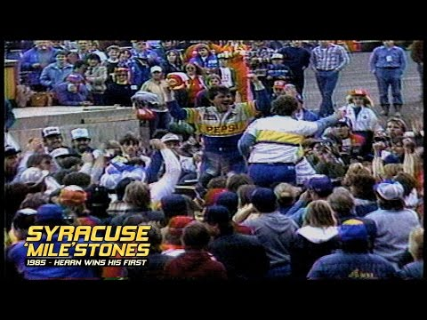 Syracuse 'Mile'stones: 1985 | Hearn Wins His First